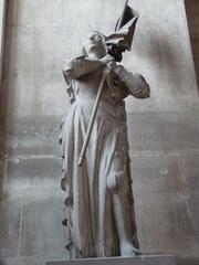 Johanna von Orléans -Jeanne d'Arc - Paris, Frankreich, Symbol, Wahrzeichen, Skulptur, Heilige