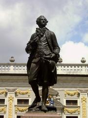 Goethe - Goethe, Denkmal, Leipzig, Dichter, Statue, Skulptur