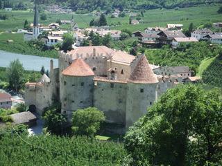 Burg Kastelbell - Burg, Kastell, Architektur, Südtirol, Italien