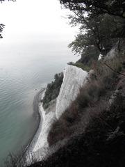 Möns Klint 2 - Steilküste, Kreisefelsen, Eiszeit, Fossilien, Dänemark, Insel Mön