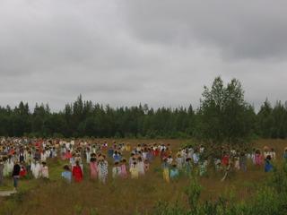 Das stille Volk - hiljainen kansa 2 - Reijo Kela, still, stumm, Schreibanlass, Vogelscheuche, Kunst, Kreativität
