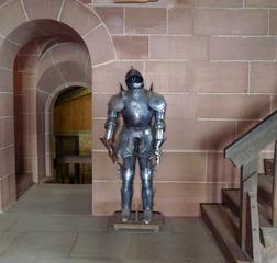 Ritterrüstung - Trifels, Burg, Mittelalter, Geschichte, Salier, Heiliges Römisches Reich Deutscher Nation, Ritter, Rüstung