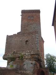 Burg Trifels - Trifels, Burg, Architektur, Mittelalter, Geschichte, Salier, Heiliges Römisches Reich Deutscher Nation