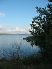 Inarisee - Inari, Landeskunde, Finnland, See, Lappland, Inarijärvi, Binnensee