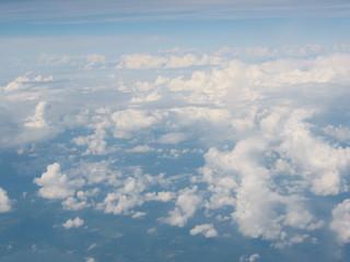 Über den Wolken - Wetter, Wolken, Himmel