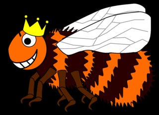 Hummelkönigin #1 - Hummel, Hautflügler, Insekt, Stechimme, Hummelkönigin