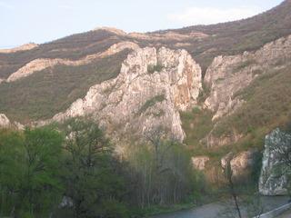 Balkan 2 - Nordbalkan, Bulgarien, Entdeckungsreise, wandern, klettern, Felsen, Erosion, exogene Kräfte