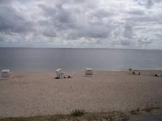 Strandidyll Hörnum - Hörnum, Strand, Strandkörbe, Sylt, Westküste