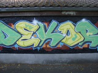 Graffiti #3 - Graffiti, Mauerbilder, Graffito, Bild, Schriftzug, Kunstform, Wandmalerei