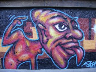 Graffiti #4 - Graffiti, Mauerbilder, Graffito, Bild, Kunstform, Wandmalerei