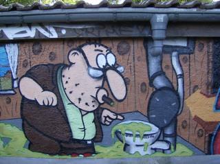Graffiti #5 - Graffiti, Mauerbilder, Graffito, Bild, Kunstform, Wandmalerei
