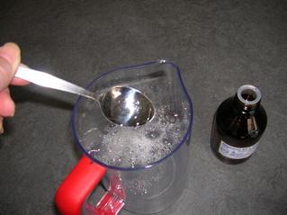 Seifenblasen #4 - Glyzerin, Löffel, Kanne, Seifenblase, Herstellung, Anleitung