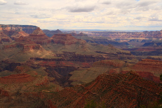 Grand Canyon #2 - Sonnenaufgang, Schlucht, Nationalpark, Unesco Weltnaturerbe, Colorado Plateau, Naturwunder, Arizona