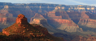 Grand Canyon #7 - Sonnenaufgang, Schlucht, Nationalpark, Unesco Weltnaturerbe, Colorado Plateau, Naturwunder, Arizona