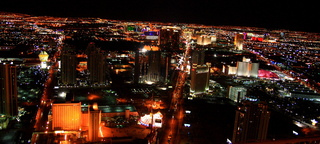 Las Vegas #4 - US Bundesstaat Nevada, Touristikzentrum, Glückspiel, Kasino
