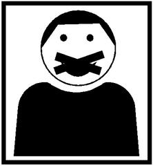 Piktogramm Kooperatives Lernen - Einzelarbeit #1 - Einzelarbeit, Sozialform, Stillarbeit, selbständig, eigenverantwortlich, Arbeitsform, still, leise