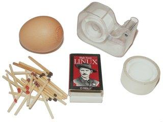 Materialsammlung für die Konstruktion  - Physik, Konstruktion, Verpackung, Projekt, Schutz, Ei, verpacken, sicher