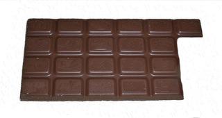 Bruchrechnung mit Schokolade #8 - Schokolade, Tafel, braun, süß, naschen, Stücke, Naschwerk, lecker, Bruch, Bruchrechnen, Teil, Teile, teilen, aufteilen, Brüche, Bruchteile, Bruchrechnung, Vierundzwanzigstel.