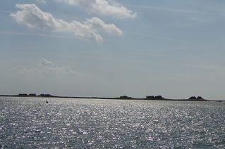 Halligen - Hallig, Nordfriesische Inseln, Wurt, Warft, Sturmflut