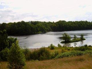 Landschaft in Schweden - Landschaft, See, Schweden, Urlaub, Tourismus, Skandinavien, Seenlandschaft, glaziale Formen