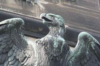 Niederwalddenkmal - Detail # 10 - Niederwalddenkmal, Denkmal, Rüdesheim, Deutsch-Französischer Krieg 1870/71, Kaiserreich