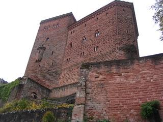 Burg Trifels - Burg, Trifels, Mittelalter, Geschichte, Salier, Heiliges Römisches Reich Deutscher Nation