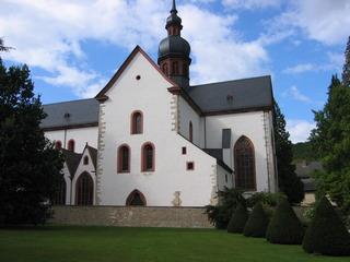 Kirche Kloster Eberbach #3 - Kloster, Kirche, romanisch