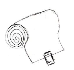 Mullbinde Elastikbinde - Verband, Mullbinde, Elastikverband, Erste Hilfe