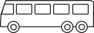 Bus - Bus, Schulbus, Anlaut B