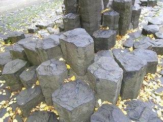 Basalt - Basalt, Basaltsäulen, Geologie, Vulkanismus, Lava, Gestein, Lavagestein