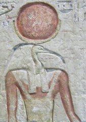Gott Thot - Ägypten, Antike, Hochkultur, Pharao, Totenkult, Götter, Thot, Gott der Schreiber, Totengericht, Schreiber, Ibis