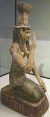 Göttin Nephtys - Ägypten, Antike, Hochkultur, Pharao, Totenkult, Götter, Göttin, Nephtys, Isis, Osiris, Totengericht