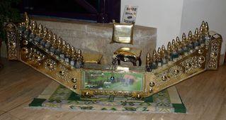 Schuhputzer-Sitz - Schuhputzer