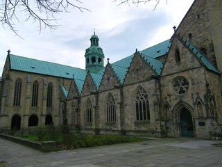 Hildesheimer Dom - Hildesheim, Dom, Hildesheimer Dom, Unesco, Weltkulturgut, Kirche, Kathedrale, Bistum Hildesheim