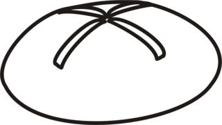 Brötchen - Brötchen, backen, Bäcker, Bäckerei, Semmel, Anlaut B, Anlaut S