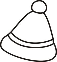 Mütze - Mütze, Mützen, Pudelmütze, Winter, kalt, wärmen, Anlaut M