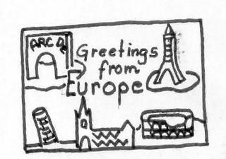 Postcard - Postkarte, postcard, Europa, sammeln