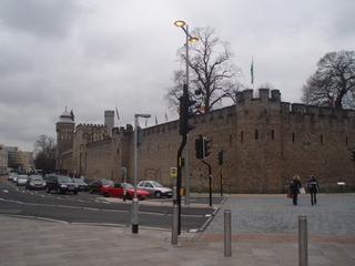Cardiff Castle, Wales - Cardiff, Castle, Wales, Tower, Burg, Mittelalter, Viktorianisch, Regimentsmuseum