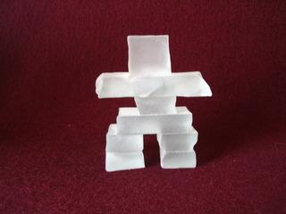 Inuit (menschliche Gestalt) - Inuit, Inuitkunst, Skulptur