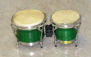 Bongo #2 - Trommel, Musikinstrument, lateinamerikanisch, Percussion