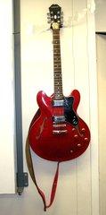 E-Gitarre - Gitarre, E-Gitarre, Saiteninstrument, Zupfinstrument, elektrisch, elektronisch, Band