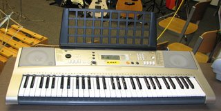 Keyboard - Tasteninstrument, elektronisch, Presets, Samples, MIDI