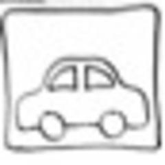 Auto, mini - Auto, mini, Piktogramm, Kraftfahrzeug, Automobil