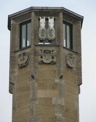 Köln Richmodishaus Turm mit Pferdeköpfen - Köln, Richmodis, Sage, Pest