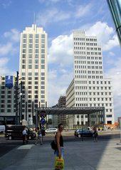 Berlin Bahnhof Potsdamer Platz - Deutschland, Berlin, Potsdamer Platz, Deutsche Bahn AG, Bahnhof