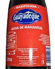 Mineralwasser - Wasser, Mineralwasser, Kohlensäure, trinken, Lebensmittel, Durst, aqua, gas, gasificada, Flasche, spanisch, Spanien, rot
