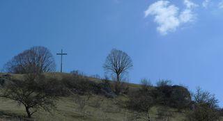 Kreuzhügel - Kreuz, Christus, Fränkische Schweiz, Andacht, Besinnung, Meditation, Wallfahrt, Religion