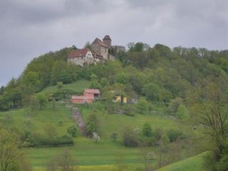 Burg Tierberg - Burg, Kocher, Kochertal, Romantik, Mittelalter, Schloss, Bergsteigen, Schulausflug