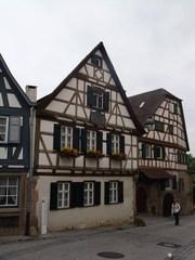 Schillers Geburtshaus #1 - Schiller, Klassik, Literatur, deutsche Literatur, Fachwerkhaus, Marbach, Architektur
