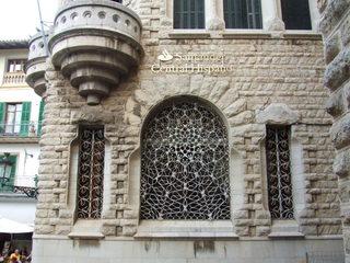 Jugendstil - Mallorca, Jugendstil, Spanien, Soller, Fenster